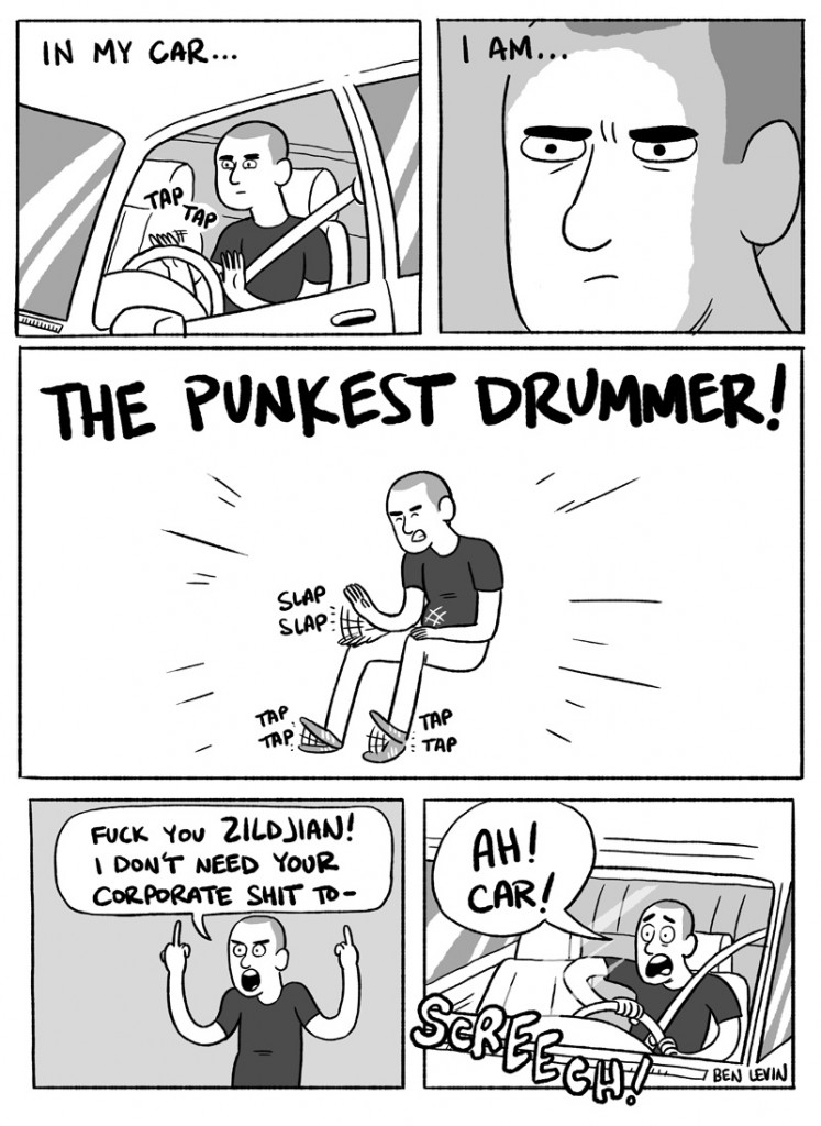 The Punkest Drummer